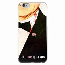 Capa para iPhone 6/6S House Of Cards Frank Presidente - Quero case