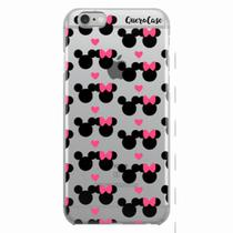 Capa para iPhone 6/6S Mickey e Minnie 05 - Quero case