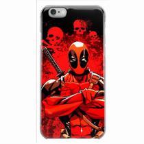 Capa para iPhone 6/6S Plus Deadpool 01 - Quero case