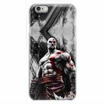 Capa para iPhone 6/6S Plus God of War Kratos 02 - Quero case