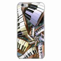 Capa para iPhone 6/6S Plus Piano Art 01 - Quero case