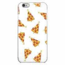 Capa para iPhone 6/6S Plus Pizza 03 - Quero case