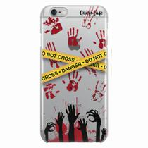 Capa para iPhone 6/6S Plus Walking Dead - Apocalipse Zumbi - Quero case