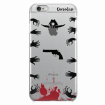 Capa para iPhone 6/6S The Walking Dead TWD - Quero case