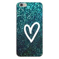 Capa para iPhone 6 e 6S - Coração - Mycase