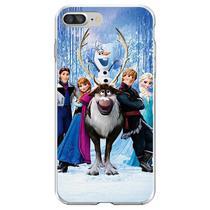 Capa para iPhone 6 Plus e 6S Plus - Frozen - Mycase