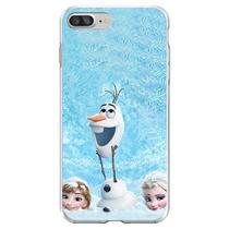 Capa para iPhone 6 Plus e 6S Plus - Frozen  Na neve - Mycase
