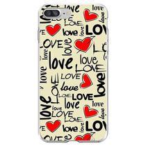 Capa para iPhone 6 Plus e 6S Plus - Love - Mycase
