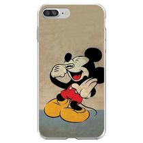 Capa para iPhone 6 Plus e 6S Plus - Mickey Mustache - Mycase