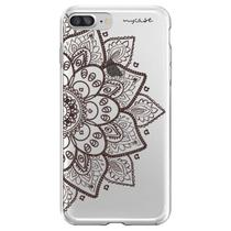 Capa para iPhone 6 Plus e 6s Plus - Mycase Mandala 4 -
