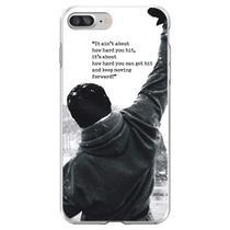 Capa para iPhone 6 Plus e 6S Plus - Rocky Balboa - Mycase