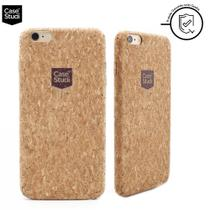 Capa Para iPhone 7/8 Plus Personalizada Slim Case Wood Casestudi - X-doria