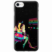 Capa para iPhone 7 Atari Space Invaders - Quero case