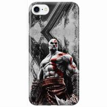 Capa para iPhone 7 God of War Kratos 02 - Quero case