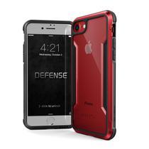 Capa Para Iphone 7 Iphone 8 Original X-Doria Defense Shield Vermelha -