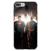 Capa para iPhone 7 Plus e 8 Plus - Mycase  Bat man vs Superman 4