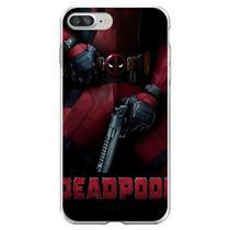 Capa para iPhone 7 Plus e 8 Plus - Mycase  Deadpool 4 -