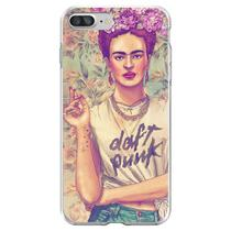 Capa para iPhone 7 Plus e 8 Plus - Mycase  Frida Kahlo