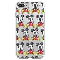 Capa para iPhone 7 Plus e 8 Plus - Mycase  Mickey  Desenho -