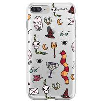 Capa para iPhone 7 Plus e 8 Plus - Mycase  Mundo Harry Potter -