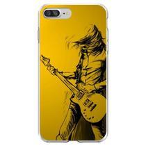 Capa para iPhone 7 Plus e 8 Plus - Mycase  Música  Guitarra 4 -