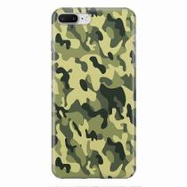 Capa para iPhone 7 Plus Florest Camouflage - Quero case