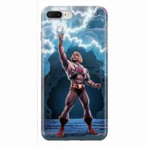 Capa para iPhone 7 Plus He Man 02 - Quero case
