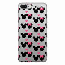Capa para iPhone 7 Plus Mickey e Minnie 05 - Quero case
