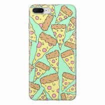 Capa para iPhone 7 Plus Pizza 01 - Quero case