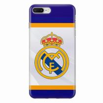 Capa para iPhone 7 Plus Real Madrid 02 - Quero case