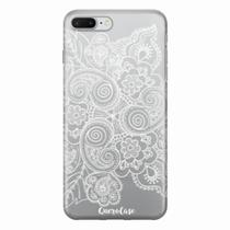 Capa para iPhone 7 Plus Renda Branca - Quero case