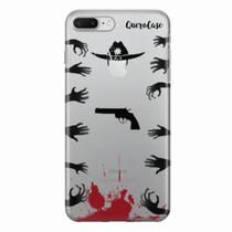 Capa para iPhone 7 Plus The Walking Dead TWD - Quero case