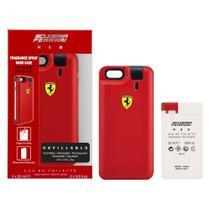 Capa Para iPhone Scuderia Ferrari  - Masculino - Eau de Toilette - Kits de Perfumes Refilável -