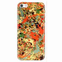 Capa para iPhone SE Abstract Painting 02 - Quero case