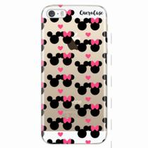 Capa para iPhone SE Mickey e Minnie 05 - Quero case