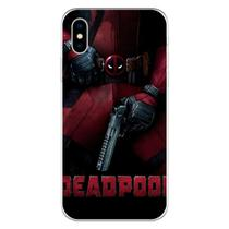 Capa para iPhone X - Mycase  Deadpool 4 -