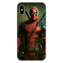 Capa para iPhone X - Mycase  Deadpool 6 -