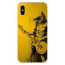 Capa para iPhone X - Mycase  Música  Guitarra 4 -