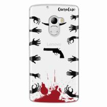 Capa para Lenovo Vibe A7010 The Walking Dead TWD - Quero case