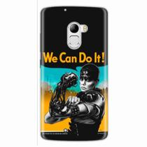 Capa para Lenovo Vibe A7010 We Can Do It! 01 - Quero case