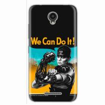 Capa para Lenovo Vibe B We Can Do It! 01 - Quero case