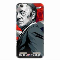 Capa para Lenovo Vibe K5 House Of Cards Frank Underwood - Quero case