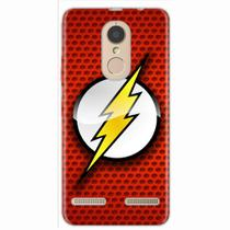 Capa para Lenovo Vibe K6 The Flash 04 - Quero case