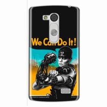 Capa para LG G2 Lite We Can Do It! 01 - Quero case