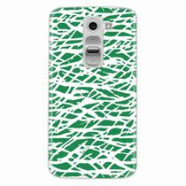 Capa para LG G2 Mini Green Abstract - Quero case