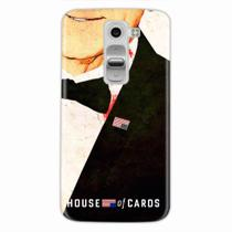 Capa para LG G2 Mini House Of Cards Frank Presidente - Quero case