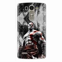 Capa para LG G3 Beat God of War Kratos 02 - Quero case