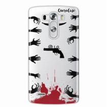 Capa para Lg G3 The Walking Dead TWD - Quero case