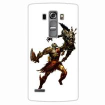 Capa para LG G4 Beat God of War Kratos 04 - Quero case