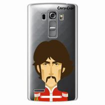Capa para LG G4 Beat The Beatles George Harrison - Quero case